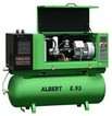 Компрессор винтовой Atmos Albert E 95 (кожух)